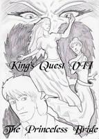 King's Quest 7--jubaelula by deviantquest