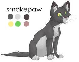 Smokepaw by stuffed