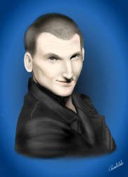 Christopher Eccleston by Pamtog
