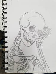 Skeleton reference  by Pamtog
