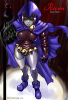 Raven by feitian