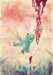 Drowning by hybrid-angel14