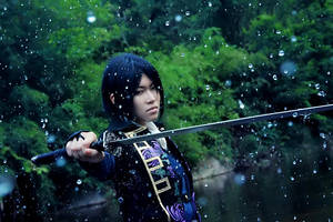 [Hakuouki] Hijikata Toshizo by HaraNatsumi