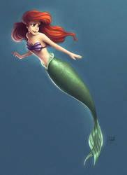 Ariel by AmberDust