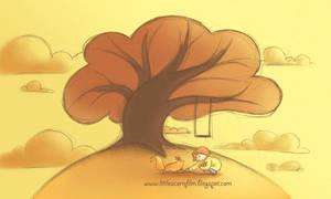 Acorns Concept Art by AmberDust