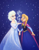 Do You Want To Build a Snowman? by AmberDust