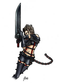 FFX-2 Paine Coloured by AmberDust