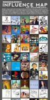 Influence Map by maniacaldude