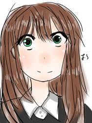 Random girl by Dashie896