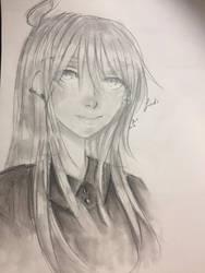 Jessie sketch  by Dashie896