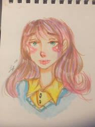 Pastel girl by Dashie896