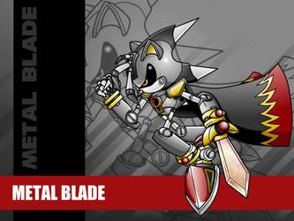 Metal Blade - Wallpaper by SRB2-Blade