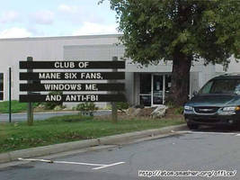 Club of Mane 6 Fans, Windows ME, And Anti-FBI by 987computer