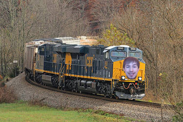 Hey guys, CSX188 here! by 987computer