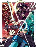 Megaman X Tribute by SoulKarl
