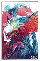 Demon King Poster by SoulKarl