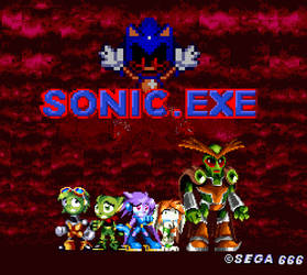 Sonic.EXE Ft. Freedom Planet cast by WarchieUnited