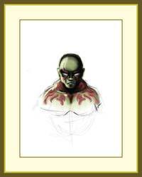 Drax quick draw by hatoons