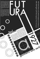 Futura Typeface Poster by RMarDesign
