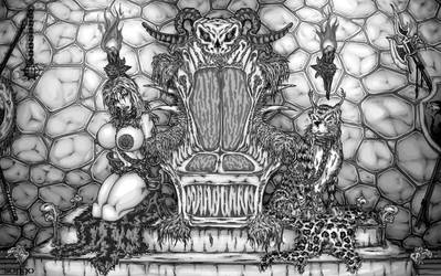 Throne by TheSoggo