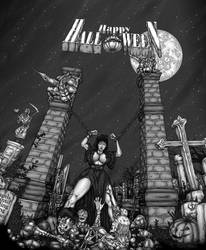 Halloween 2014 by TheSoggo