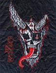 Crazy Skull by Gothicdarkness