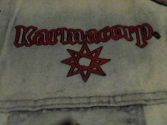 WIP- Battle Vest - Local Metal Bands 19 by Gothicdarkness