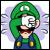 Super Mario Icons (Mario Line Stickers 6)