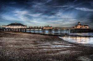 Eastbourne Pier HDR by BnBattaglia