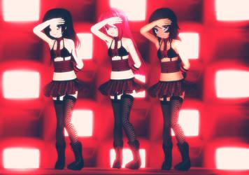 Punk models download by sofushka9