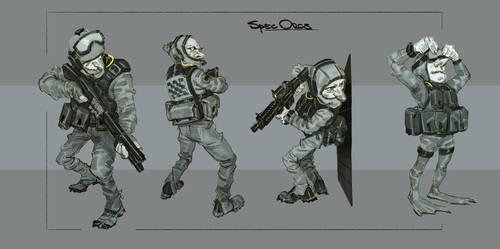 Spec Orcs by wi-flip-ff
