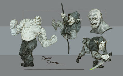 Just orcs by wi-flip-ff