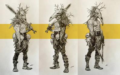 Viking Nightmares by wi-flip-ff