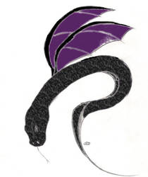 Winged Terror by Eponaswings