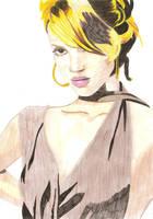 Jessica Alba by MyNameIsTeddy