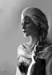 Elsa by Pelusoboo