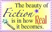 The Beauty of Fiction by Dearheart42