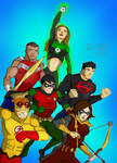 Young Justice by RJDJ-Productions