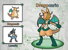 Poke Fusion - Dragocario by PokeFusionMan