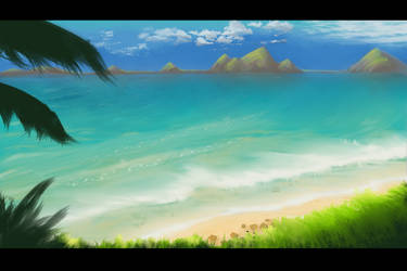 Background practice 03 by theMuesLee
