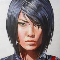 Faith Connors - Mirror's Edge Catalyst by Delichon