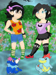 Great Trainers think Alike by Kiritost