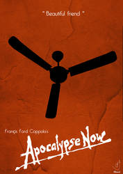 Apocalypse Now (update) Minimalist Poster by Tchav