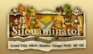 Silouaminator by Aspyck
