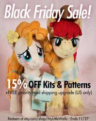 Black Friday Etsy Sale! by ButtercupBabyPPG