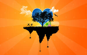 peace n love by PRyAnKeE
