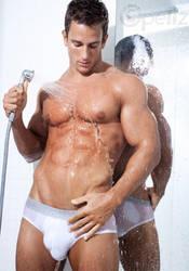 Shower Surprise by Opeliz