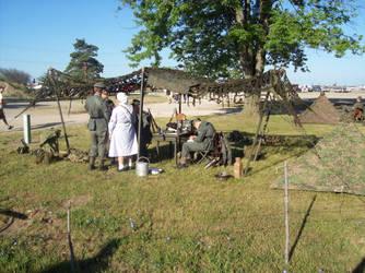 Our Camp by Reichsmann