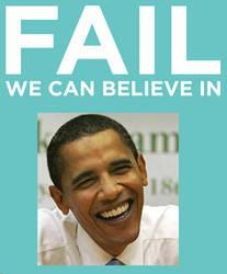Obama Fail by Reichsmann