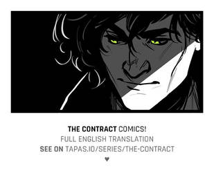 'The contract' english translation on Tapas by senes